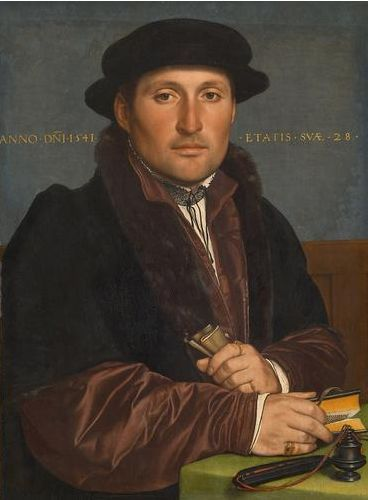 YoungBusinessman Holbein